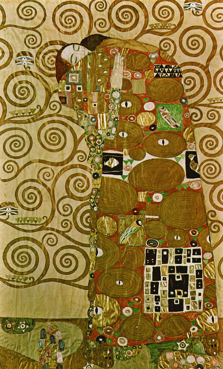 david barrie the return of gustav klimt. Black Bedroom Furniture Sets. Home Design Ideas