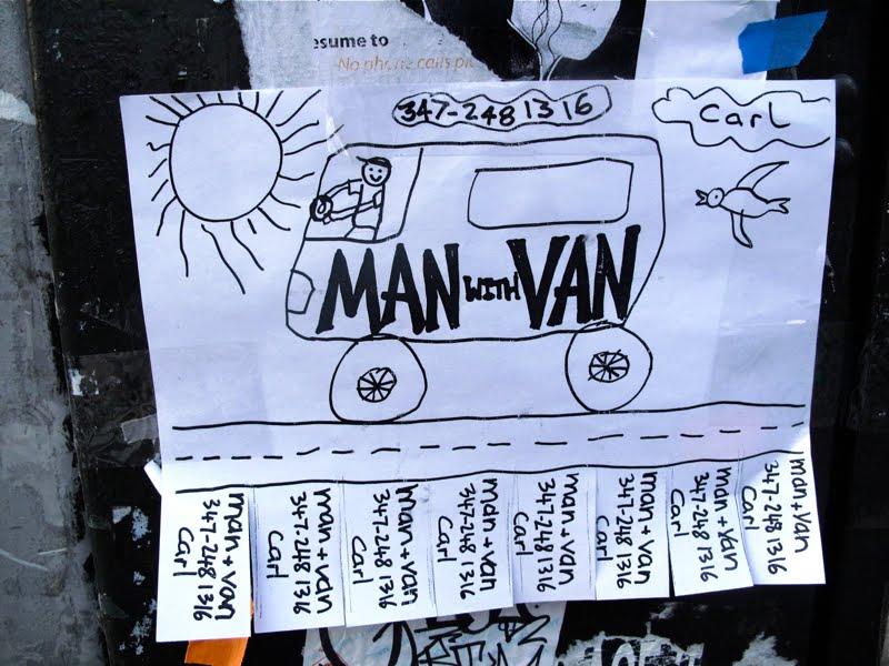 Manwithvan