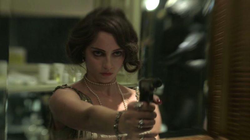 Maggie Gun 1