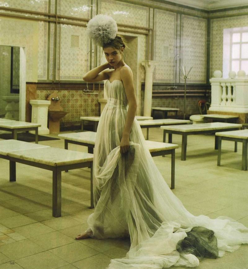 David Barrie: Natalia Vodianova: The Cinderella of the Volga
