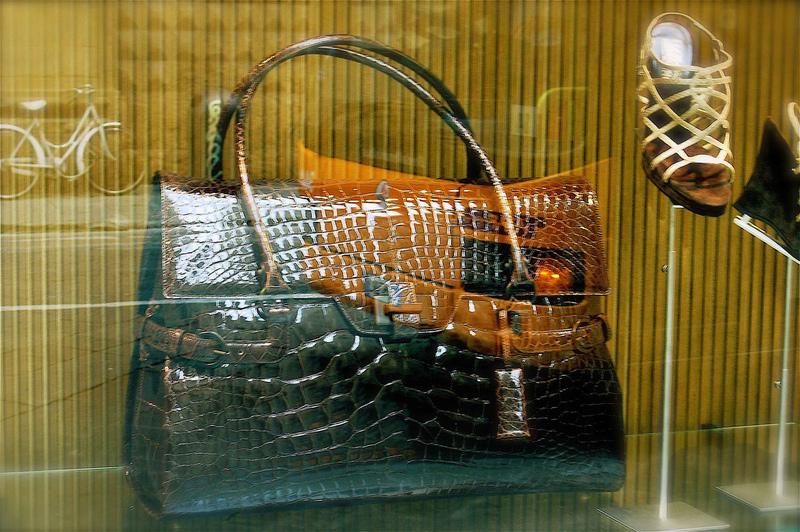 сумки из крокодиловой кожи из тайланда ручной работы - Сумки.